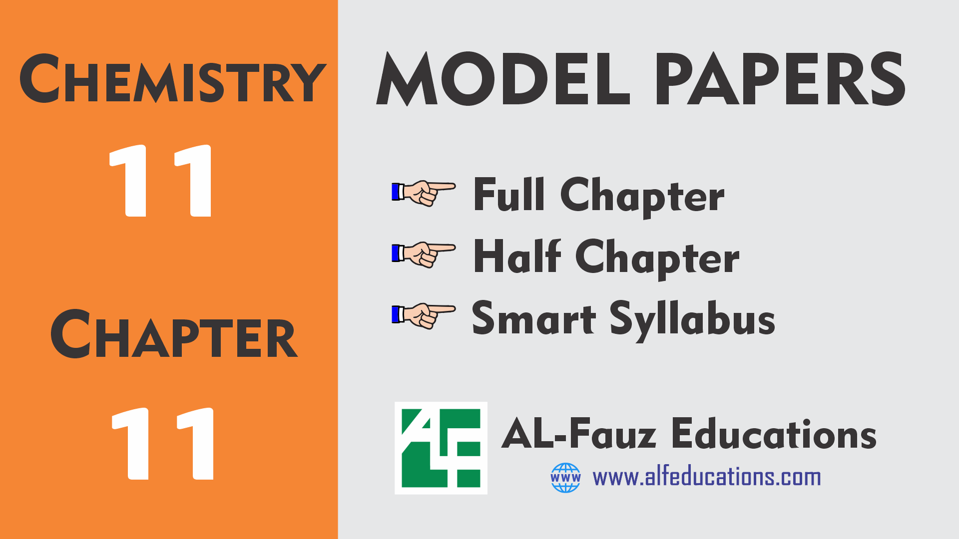Chemistry 11 Chapter 11, Chemistry 11 Model Papers, Chemistry Chapter 11 Complete, Chemistry Chapter 11 First Half, Chemistry Chapter 11 Second Half, Chemistry Short Syllabus Test, First Half Chapter 11, Full Chapter, Half Chapter, Punjab Textbook Board, Second Half Chapter 11